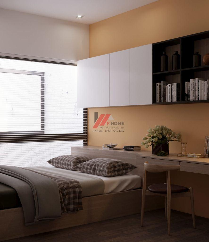 phòng ngủ đẹp hà tĩnh